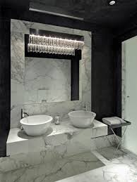 36 Extraordinary Black And White Bathrooms Ideas That Will Inspire ... Grey White And Black Small Bathrooms Architectural Design Tub Colors Tile Home Pictures Wall Lowes Blue 32 Good Ideas And Pictures Of Modern Bathroom Tiles Texture Bathroom Designs Ideas For Minimalist Marble One Get All Floor Creative Decoration 20 Exquisite That Unleash The Beauty Interior Pretty Countertop 36 Extraordinary Will Inspire Some Effective Ewdinteriors 47 Flooring
