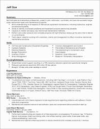 100 Truck Mechanic Salary Dealership Resume Download Free Cover Letter For