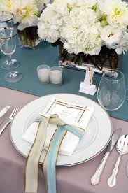 Place Settings For Wedding Reception Table Decor Ideas Colin