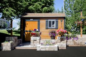 Tuff Sheds At Home Depot by Tuff Shed A Show Stopping Display