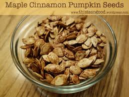 Chipotle Halloween Special 2013 by Roasted Soaked And Sprouted Pumpkin Seeds Three Ways Sea Salt