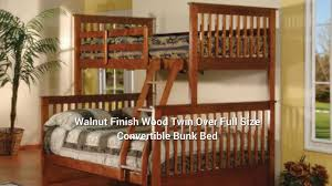 Dorel Bunk Bed by Dorel Home Products Twin Over Full Bunk Bed Bla Review Youtube