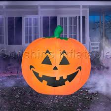 Large Blow Up Halloween Decorations by Buy Halloween Pumpkin Inflatables And Get Free Shipping On