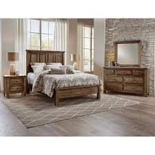 Vaughan Bassett Bedroom Sets by Maple Road Syrup Mansion Bed Bernie U0026 Phyl U0027s Furniture By