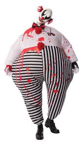 Creepy Clown Pumpkin Stencils by Clown Costume