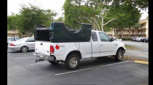 100 Pickup Truck Camping Diy Redneck Invention Dodge Pickup Truck Camper Idea YouTube