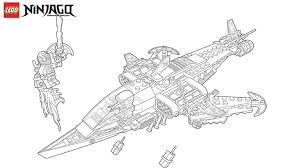 70601 Coloring Pages Ninjago