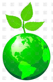 Green Globe With Sprout Royalty Free Vector Clip Art Image 73523 Rh Rfclipart Com Furnace Dishwasher