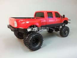 100 Rc Ford Truck Axial FORD F350 DUALLY Rock Crawler RC WORLD Flickr