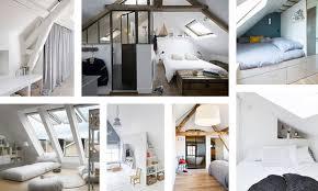 chambres sous combles aménager une chambre sous les combles 35 idées pour vous