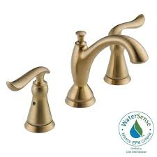 Delta Dryden Faucet Stainless by Delta Trinsic In Champagne Bronze Bathroom U0026 Laundry Room