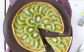 dessert aux kiwis facile tarte au kiwi recette gâteau facile
