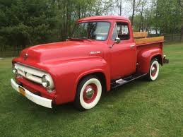 100 1953 Ford Truck This F100 Is A True Farmers Special Scom