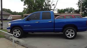 Used Truck For Sale Okc 2007 Dodge Ram Quad Cab - YouTube