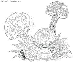 Printable Complex Coloring Pages For Adults Archives M L F Tuesday 12th
