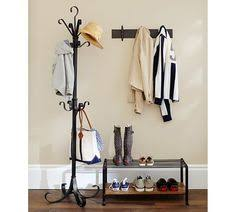Ditch Your Front Hall Closet And Deck Out A Functional Entryway Space With LEANERA Coat Shoe Rack Organizer Photo Credit Mylittlesecrets Ca
