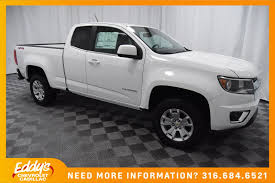 100 Chevrolet Colorado Truck New 2018 Extended Cab LT 4x4 In Wichita