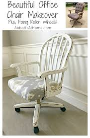 Acrylic Desk Chair On Casters by Best 25 Office Chair Without Wheels Ideas On Pinterest Office