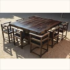 Modern Rustic Solid Wood 64