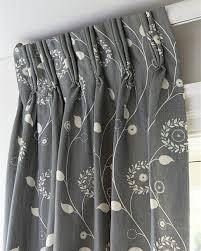Material For Curtains Calculator by Made To Measure Curtains With Custom Designer Fabric Vanessa