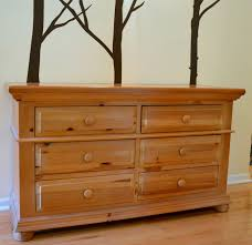 knotty pine dresser coolest broyhill pine bedroom furniture