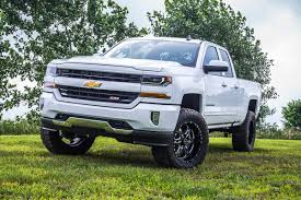 100 Chevy Gmc Trucks BDS Suspension Releases 2017 GMC 1500 Lift Kits