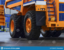 100 Huge Trucks The Protector Of A Large Rubber Wheel Rubber Tire Career Dump