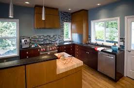 Mid Century Modern Kitchen Portland By Robin