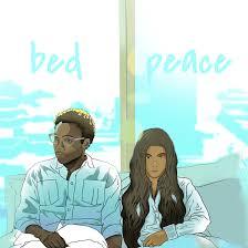 jhene aiko bed peace album cover