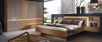 schlafzimmer mit bettgestell kernbuche bad homburg bei