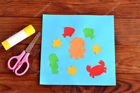 Card Paper Crafts Kids DIY Children Activity Idea Photo By OnlyZoia
