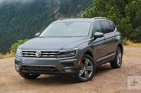 2018 VW Tiguan First Drive Review