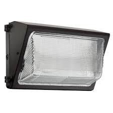 lithonia lighting 150 watt bronze outdoor wall pack light owpc