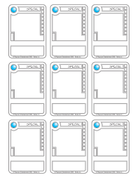 Best Photos Of Cards Game Board Template In Blank Card