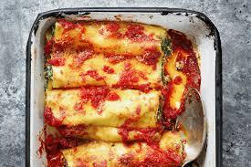 schnell und einfach für diese spinat cannelloni brauchen