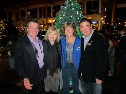 Christmas Tree Cataract by Events Lynn Valley Lions Club