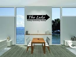 100 Lake Boat House Designs Amazoncom Design With Vinyl RAD 949 2 The Fishing