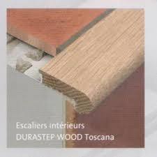 mise en oeuvre pose nez de marche en bois durastep wood dural