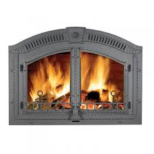 Modern High Efficiency Wood Burning Fireplace HEISHOP Designs