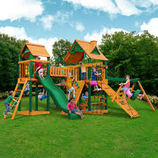 Outdoors: Dazzling Design Of Gorilla Playsets For Kids Playground ... Outdoors Gorilla Swing Sets Playsets Sears Backyard Discovery Weston All Cedar Playset The Home Depot Image Srtspower Timber Play Ii With Balcony Set Amazing For Cool Kids Playground Ideas Ii Playtime Fun For From Somerset Manual Outdoor Decoration Safari Images Wood Pictures Mesmerizing Nice Dazzling Design Of