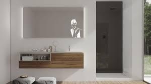 ist ein spiegel mit beidseitiger beleuchtung