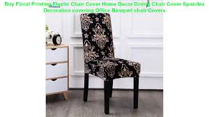 Buy Floral Printing Elastic Chair Cover Home Decor Dining Chair Cover Christmas Decoration Chair Covers Ding Seat Sleapcovers Tree Home Party Decor Couch Slip Wedding Table Linens From Waxiaofeng806 542 Details About Stretch Spandex Slipcover Room Banquet Dcor Cover Universal Space Makeover 2 Pc In 2019 Garden Slipcovers Whosale Black White For Hotel Linen Sofa Seater Protector Washable Tulle Ideas Chair Ab Crew Fabric For Restaurant Usehigh Backpurple