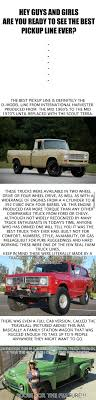 100 Truck Pick Up Lines The Best Up Line Ever Long Post But Boobs At The End By