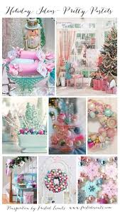 Christmas Inspiration Pretty Pastels For The Perfect Holiday Frostedevents