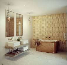 This Bathroom Cement Tile Floor Is In Progress In Corpus Christi by Inside Battersea Power Station U0027s Multimillion Pound Penthouses