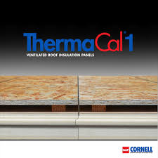 Insulated Cathedral Ceiling Panels by Gaf Statesboro Plant Begins Production Of Gaf Cornell Thermacal