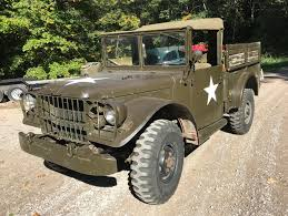 No Reserve: 1954 Dodge M37 4x4 For Sale On BaT Auctions - Sold For ... Dodge Trucks Craigslist Unusual M37 For Sale Buy This Icon Derelict Take Command Of Your Town 1952 Dodge Power Wagon Pickup Truck Running And Driving 1953 Not 2450 Old Wdx Wc Wc54 Ambulance Sale Midwest Military Hobby 94 Best Images On Pinterest 4x4 Army 2092674 Hemmings Motor News For 1962 With A Supercharged Hemi Near Concord North Carolina 28027 Ww2 Truck Beautifully Restored Bullet Motors M715 Kaiser Jeep Page