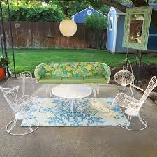 Vintage Homecrest Patio Table by Thank You Craigslist For My Fabulous Vintage Homecrest Patio