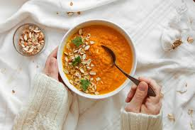 Panera Pumpkin Muffin Nutrition by Tips For Making Healthy Soup At Home