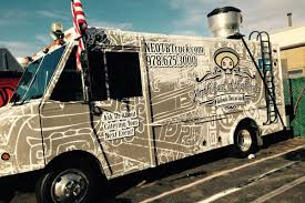 100 Food Trucks Boston North East Of The Border Truck Is Coming Eater